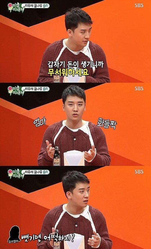【BIGBANG NEWS】BIGBANGのV.I、収入管理は母親?「前は任せていたが今は…」