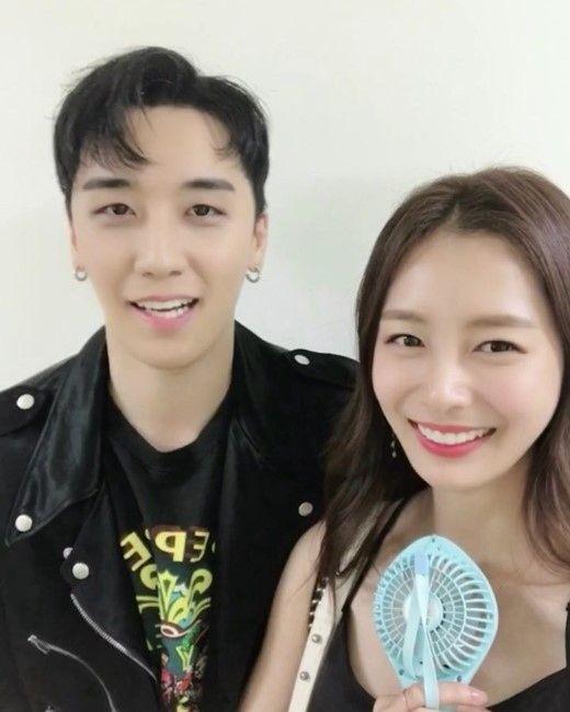 【BIGBANG NEWS】ソン・ダウン、BIGBANGのV.Iとの噂を否定「勘違いされている方々が多くて…」(動画あり)
