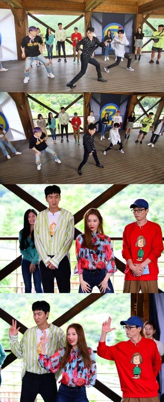 【BIGBANG NEWS】BIGBANGのV.I&iKON「ランニングマン」で「KILLING ME」コラボダンスを披露