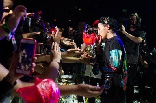 【BIGBANG NEWS】BIGBANGのG-DRAGON、ソロワールドツアーのシアトル公演を盛況裏に終了…北米でのツアーがスタート