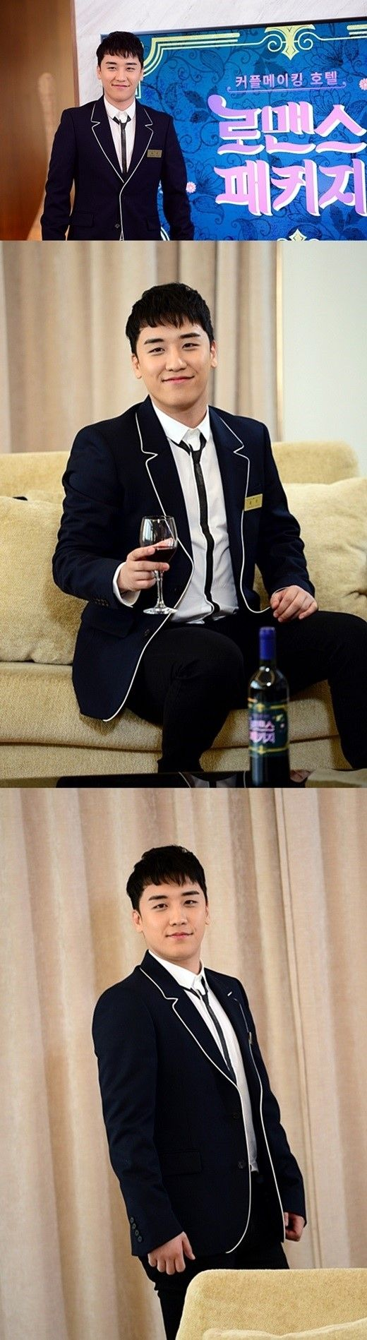 【BIGBANG NEWS】BIGBANGのV.I、新番組「ロマンスパッケージ」スペシャルMCとして登場…予告編を公開(動画あり)