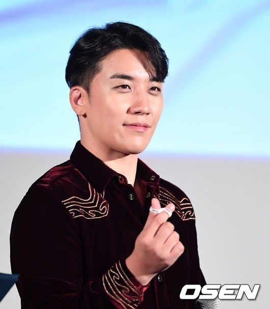 【BIGBANG NEWS】【PHOTO】BIGBANGのV.I、ドラマ「YG戦略資料本部」株主総会ショーケースに出席