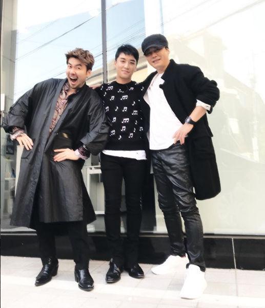 【BIGBANG NEWS】ヤン・ヒョンソク&BIGBANGのV.I&ノ・ホンチョル「MIX NINE」第1次予選最後の撮影ショットを公開