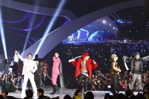 【BIGBANG NEWS】BIGBANG&SUPER JUNIORら、K-POP歴代スター総出演「ヒストリー オブ MAMA 2012-2017」…