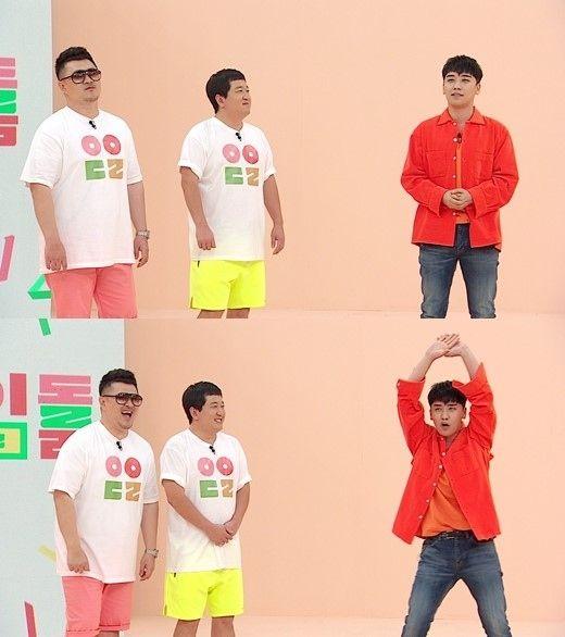 【BIGBANG NEWS】BIGBANGのV.I、防弾少年団ら後輩歌手に対抗!?「アイドルルーム」で自身の実力をアピール