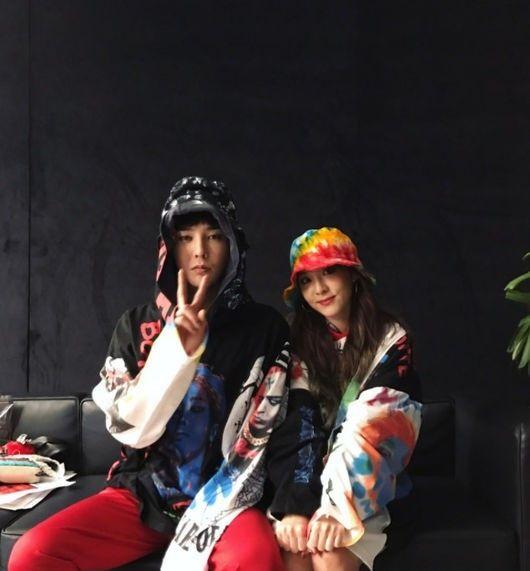 【BIGBANG NEWS】元2NE1のDARA、G-DRAGONとの仲良しショット公開…フィリピンでコラボステージ披露