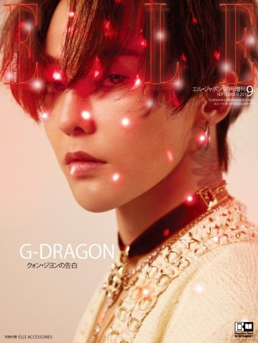 【BIGBANG NEWS】BIGBANGのG-DRAGON、日本のファッション誌で告白「今まで知らなかった…」