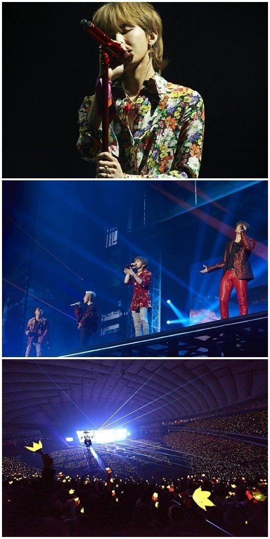 【BIGBANG NEWS】BIGBANG、2日間のドーム公演で熱狂のラストダンス…G-DRAGON「愛は変わらない」