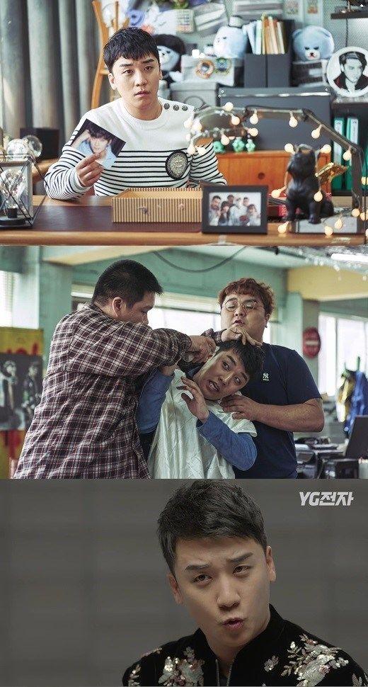【BIGBANG NEWS】BIGBANGのV.Iが左遷!?リアルシットコム「YG戦略資料本部」10月5日よりNetflixで公開決定