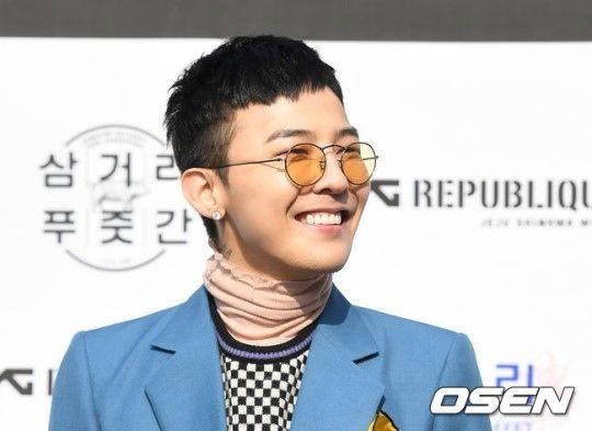【BIGBANG NEWS】【PHOTO】G-DRAGON&YGヤン・ヒョンソク代表「YG REPUBLIQUE」済州神話ワールド店オープン記念イベ…