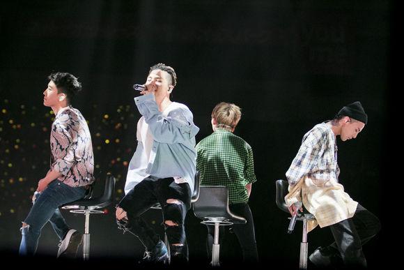 """【BIGBANG NEWS】BIGBANG、T.O.P入隊前最後の公演から半年…メンバー4人が日本で""""スペシャルファンイベント""""を開始!"""