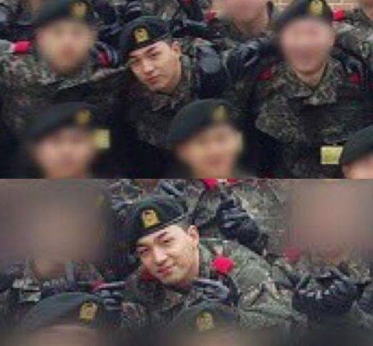 【BIGBANG NEWS】BIGBANGのSOL、入隊中の近況写真が公開…凛々しい軍服姿が話題