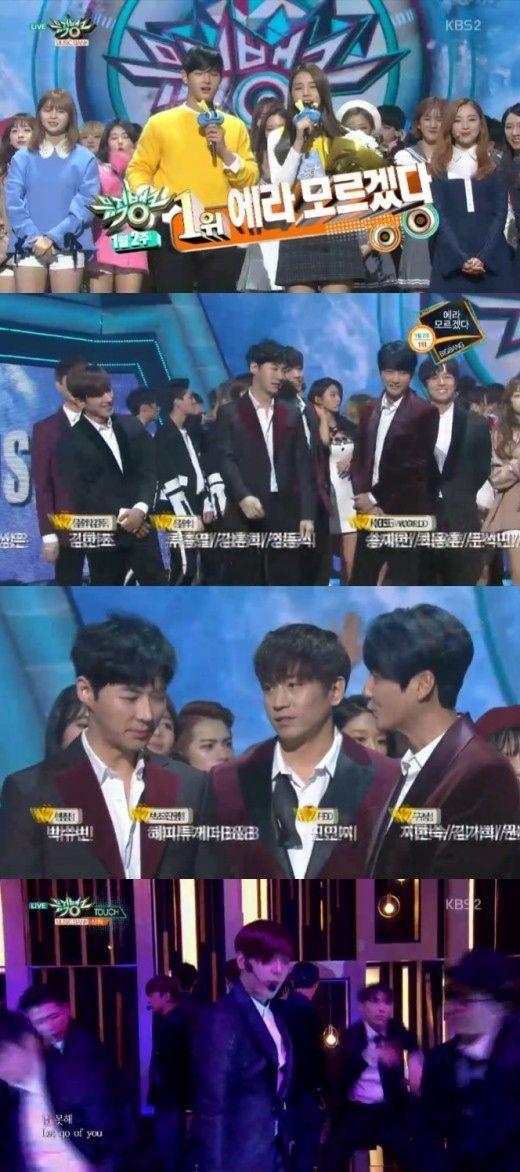 【BIGBANG NEWS】BIGBANG「ミュージックバンク」で番組に出演することなく1位を獲得!神話はカムバックステージを披露