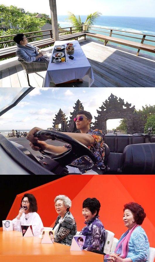 【BIGBANG NEWS】BIGBANGのV.I、人混みの中でパク・スホンと大騒ぎ?!バリ島でのゴージャスな休暇に密着