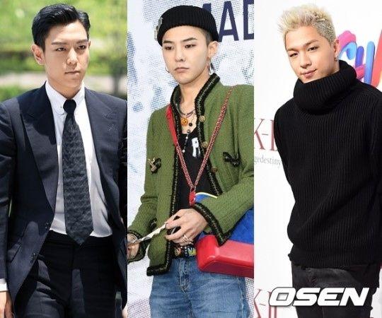 【BIGBANG NEWS】G-DRAGONの入隊発表…BIGBANGメンバーが続々軍隊へ「再会の日を楽しみに」