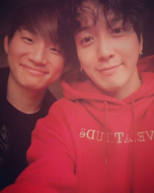 【BIGBANG NEWS】CNBLUE ジョン・ヨンファ、BIGBANGのD-LITEと日本で食事「本当に久しぶり」