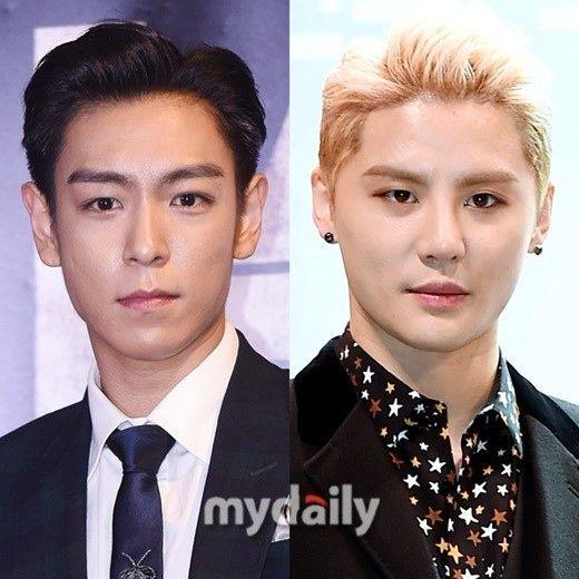 【BIGBANG NEWS】入隊まで1週間…BIGBANGのT.O.P&JYJ ジュンス、気になる当日の動きは?