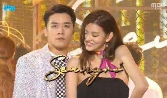 【BIGBANG NEWS】BIGBANGのV.Iと踊る美女は誰?話題の歌手ANDA、YGXと専属契約を締結(動画あり)