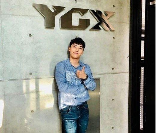【BIGBANG NEWS】BIGBANGのV.I、代表を務めるYGXの新プロジェクトを予告「今夏お楽しみに」