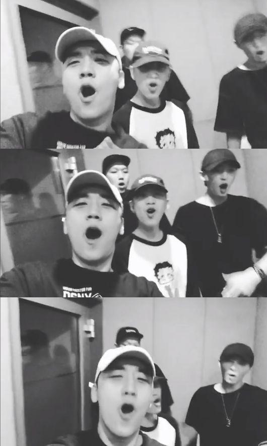 【BIGBANG NEWS】BIGBANGのV.I、レコーディング最終日の現場を公開「TEDDY兄さんと初めての単独作業」(動画あり)