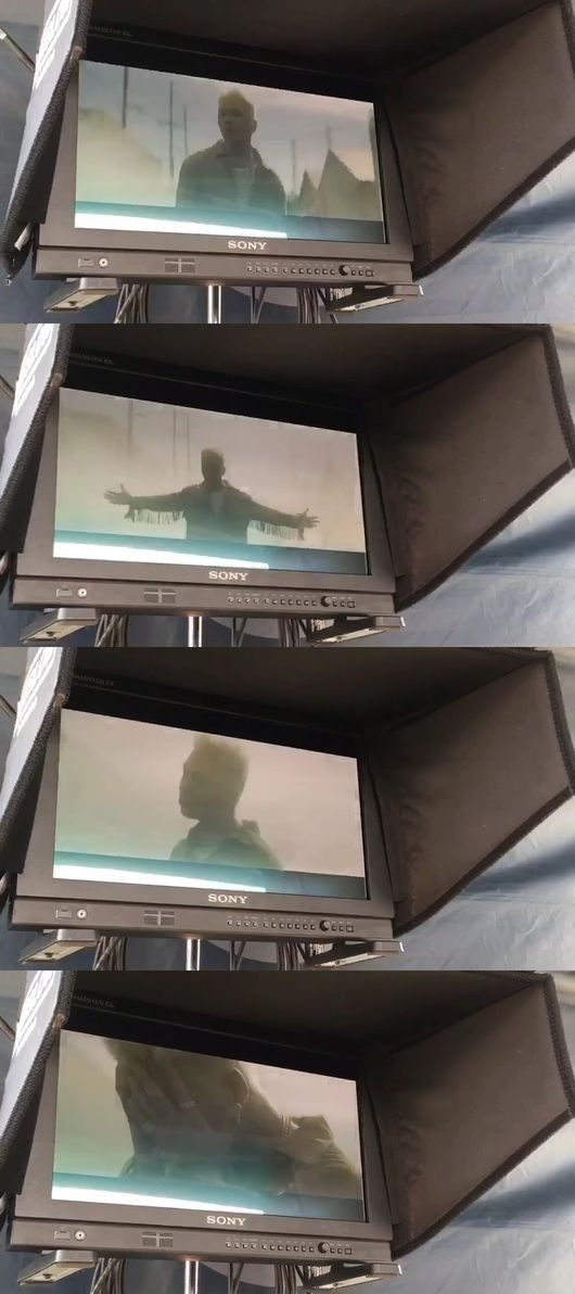 【BIGBANG NEWS】BIGBANGのSOL、新ヘアスタイルに変身!ロサンゼルスでの新曲MV撮影中の様子が公開