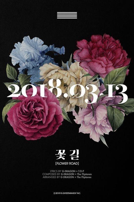 "【BIGBANG NEWS】BIGBANG、新曲「花道」が韓国音楽チャートを席巻&iTunes28ヶ国で1位に!""さすがBIGBANG"""