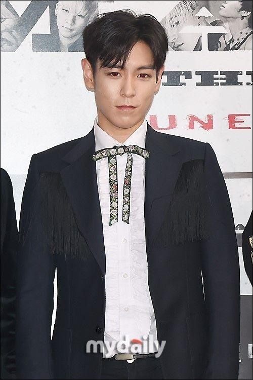 "【BIGBANG NEWS】BIGBANGのT.O.P""大麻吸引の容疑""で義務警察としての職位解除と帰宅措置を予定"