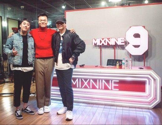 【BIGBANG NEWS】BIGBANGのSOL&JYPパク・ジニョン「MIX NINE」審査員として登場…YG練習生を評価