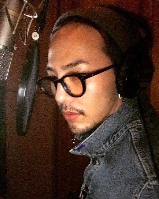 "【BIGBANG NEWS】BIGBANGのG-DRAGON、レコーディング現場を公開…カムバックへ""高まる期待"""