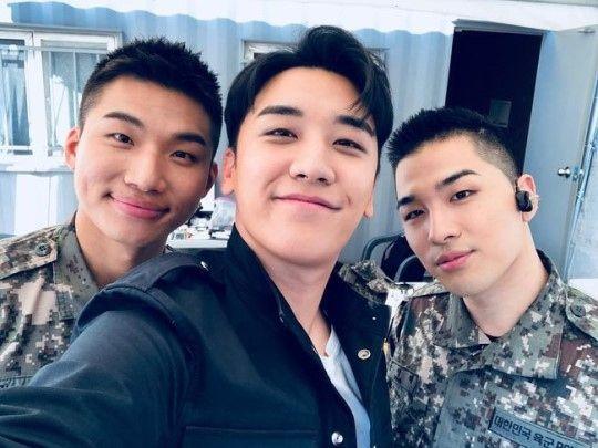 【BIGBANG NEWS】BIGBANGのV.I、入隊中のD-LITE&SOLに「もう会いたい兄貴たち」