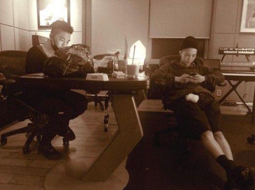 【BIGBANG NEWS】BIGBANGのG-DRAGON&SOL、ソロカムバック間近!2人の近況がキャッチされ話題