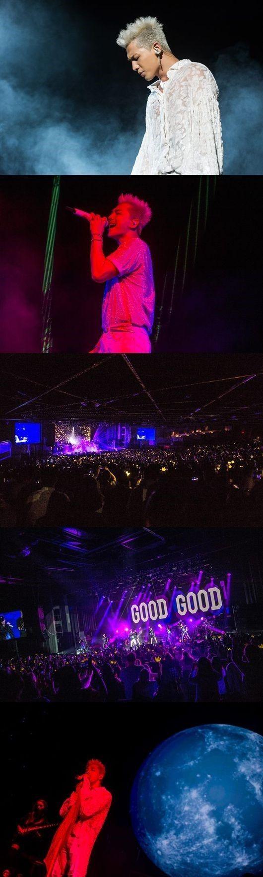 【BIGBANG NEWS】BIGBANGのSOL、ニューヨーク公演で華やかなステージを披露…特別なファンサービスにファン歓喜