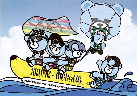 【BIGBANG NEWS】2017年夏!BIGBANG、昨年大好評を博した「KRUNK×BIGBANG BEACH」今年も開催決定!