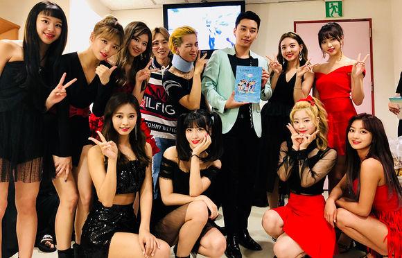 【BIGBANG NEWS】TWICEからApink、SEVENTEENまで…後輩歌手たちがBIGBANGのV.Iのソロカムバックを応援