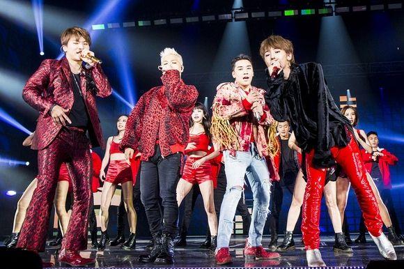 【BIGBANG NEWS】BIGBANG、日本ドームツアーが福岡で幕開け!ファンに挨拶「悲しまないで…」