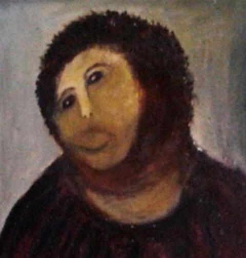 Botched-Jesus-Painting