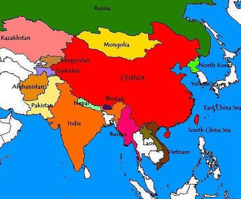 china-map-border-countries-asia