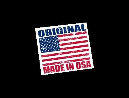 8 Made in USA Original Slant Flag
