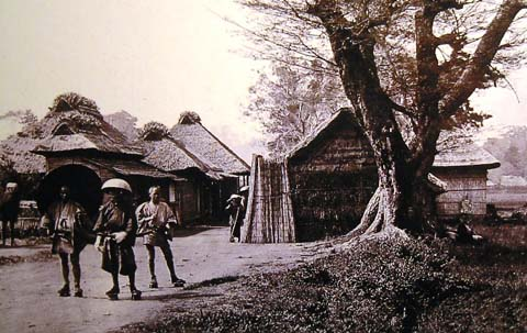 NamamugiVillage