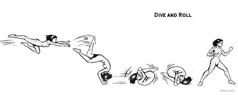 DiveRoll