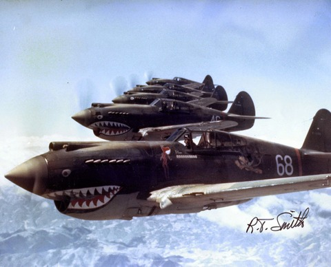 The+Flying+Tigers+over+China,+1942
