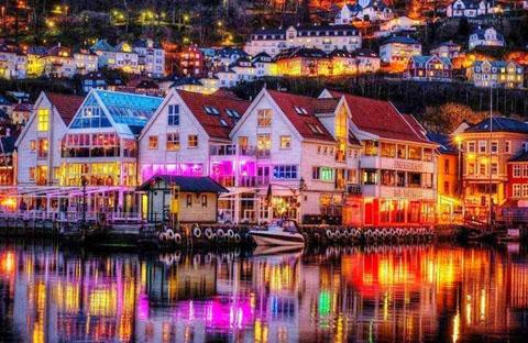 Bergen%2C+Norway