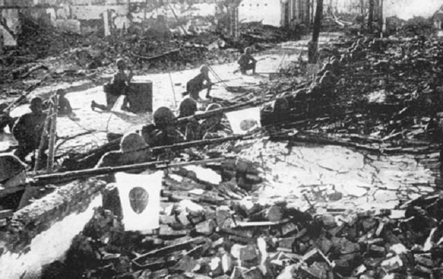 Shanghai1937IJA_ruins