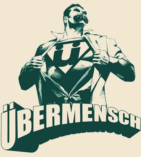 Nietzsche+Ubermensch