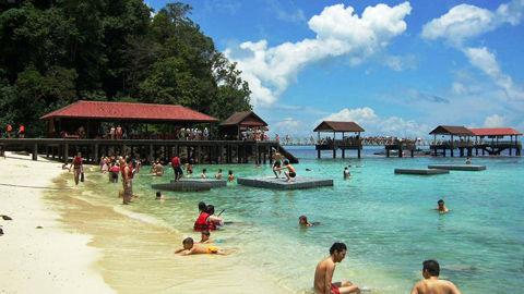 Tioman-Island-Beach