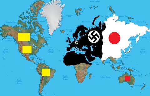 Nazi-Germany-Japan-Wins-WWII
