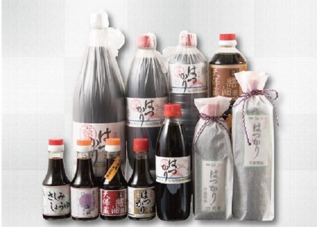 shoyu-variety
