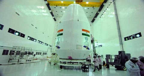 India-will-lanuch-GSLV-D5-on-monday