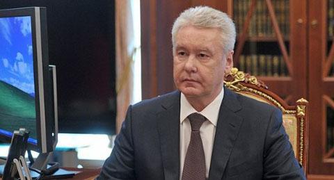 Burgermeisterwahl-Moskau