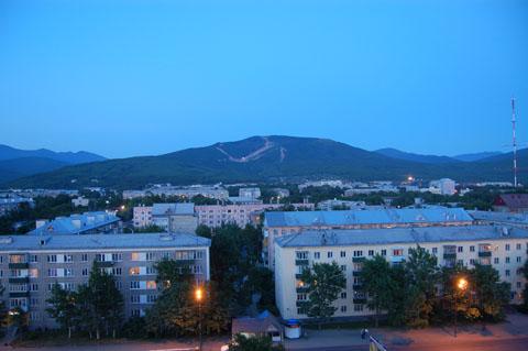 Yuzhno-Sakhalinsk_overview